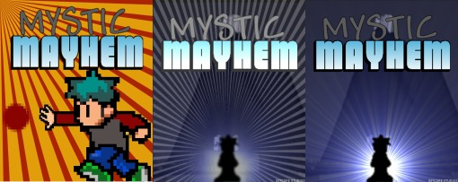Mystic Mayhem Box Cover Test