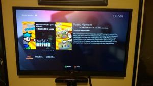 Testing deployment on Ouya