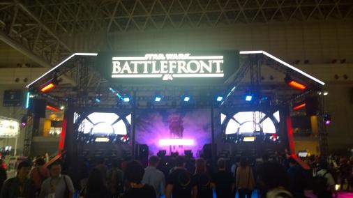 Star Wars Battle Front!
