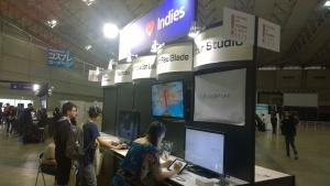 Indie Booths